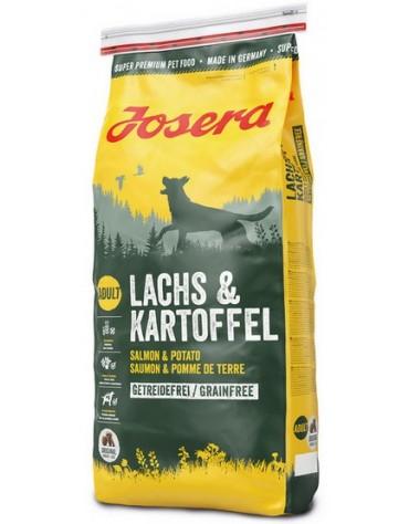 Josera Adult Lachs & Kartoffel 15kg